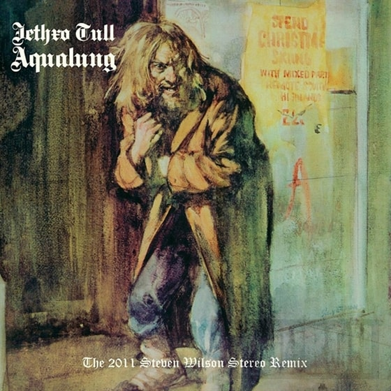 Jethro Tull - Aqualung, CD