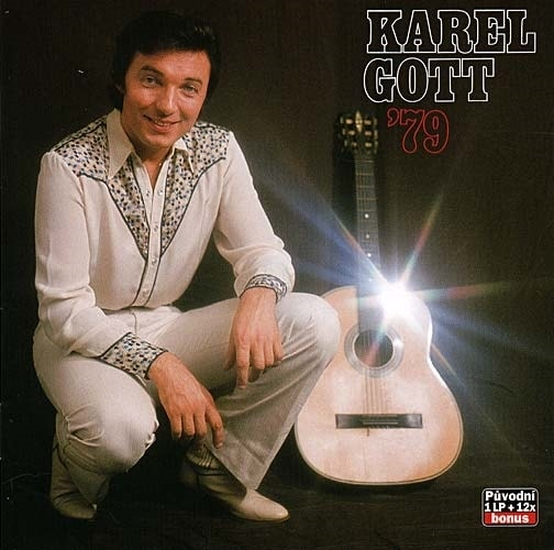 Karel Gott - '79 (komplet 22), CD