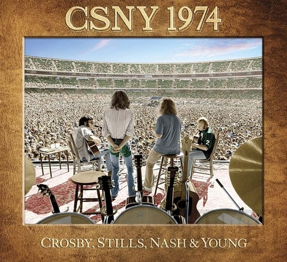 Crosby, Stills, Nash & Young - CSNY 1974, CD