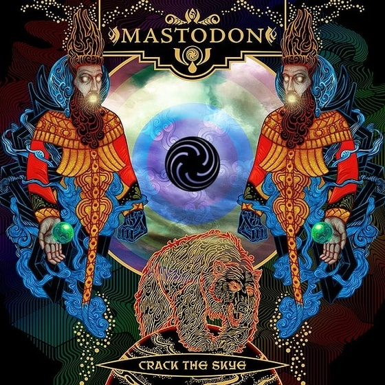 Mastodon - Crack The Skye, CD