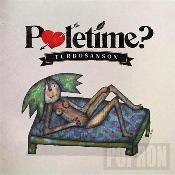Poletíme? - Turbošansón, CD