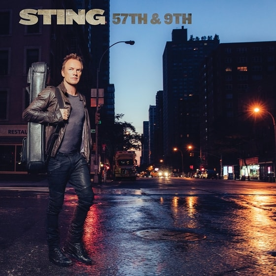 Sting - 57th & 9th, CD