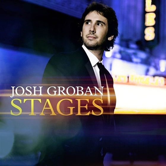 Josh Groban - Stages (Deluxe Edition), CD