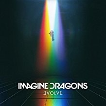 Imagine Dragons  Evolve, CD