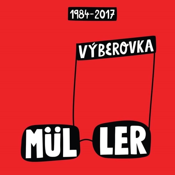 Muller Richard : Výberovka, CD
