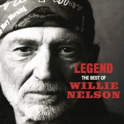 Willie Nelson - Legend: Best Of Willie..., CD