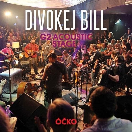 Divokej Bill - G2 Acoustic Stage, CD+DVD