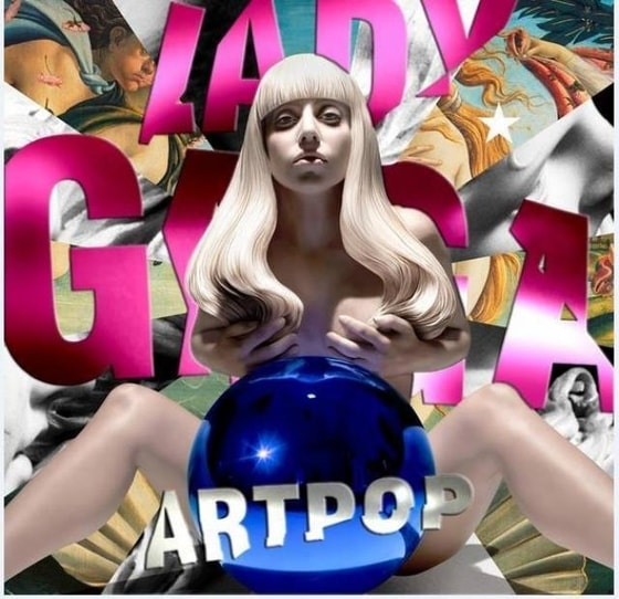Lady Gaga - Artpop, CD
