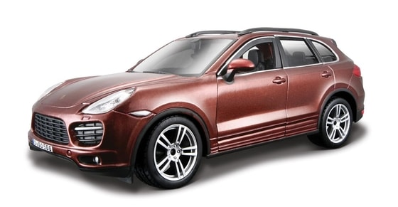 Bburago Porsche Cayenne Turbo 1:24 KIT