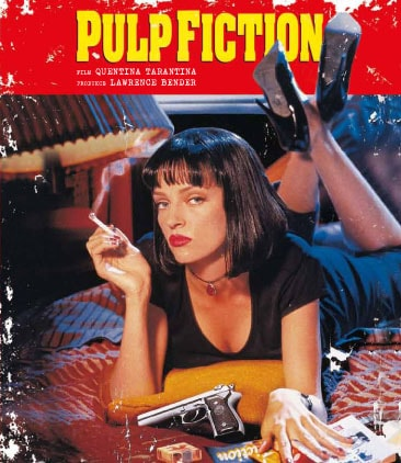Pulp Fiction, DVD