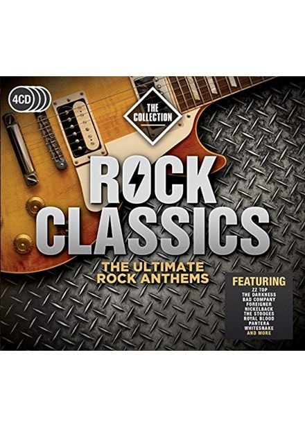 Various Artists  Rock Classics  The Collection, CD
