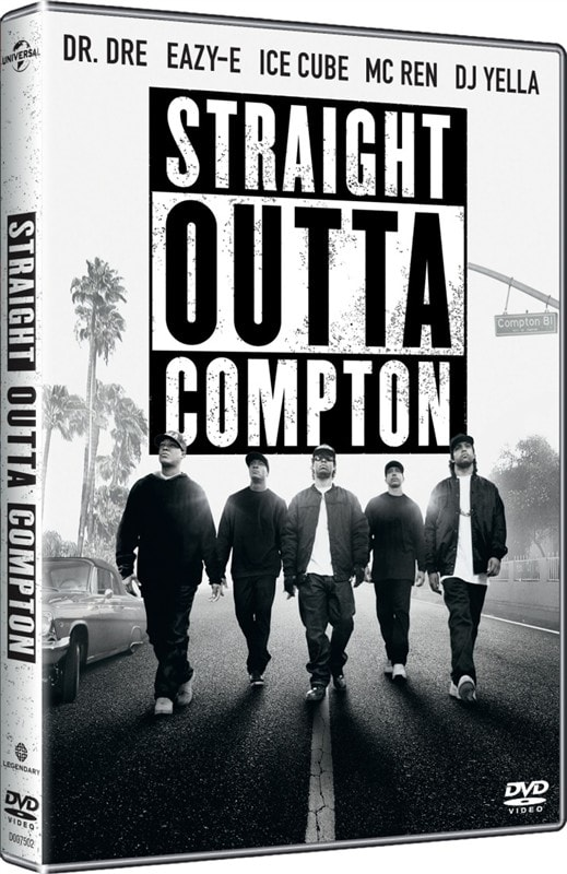 Straight outta compton, DVD