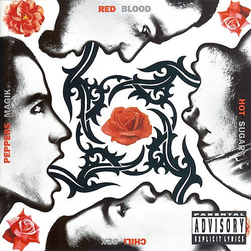 Red Hot Chili Peppers - Blood,sugar,sex,magik, CD