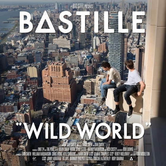 Bastille - Wild World, CD