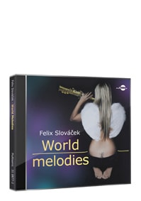 Felix Slováček: World Melodies CD