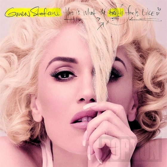 Gwen Stefani - This Is What The Truth Feel s Like, CD