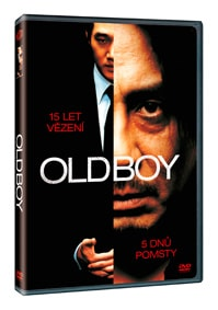 Old Boy, DVD