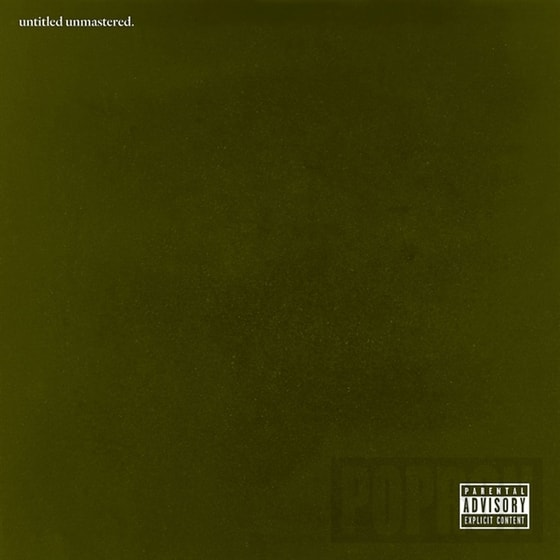 Kendrick Lamar - Untitled Unmastered, CD