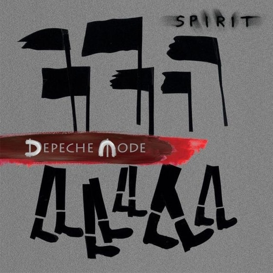 Depeche Mode Spirit , 2LP