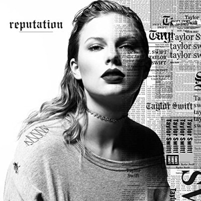 Swift Taylor : Reputation, CD