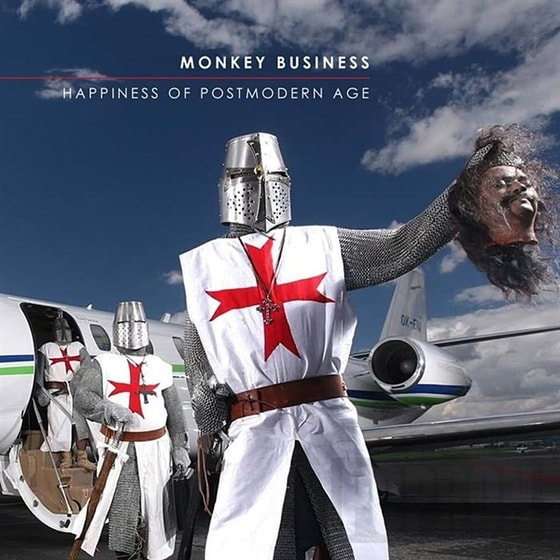 Monkey Business - Happiness Of Post Modern Age, CD
