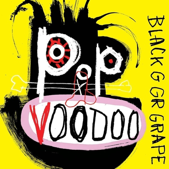 Black Grape  Pop Voodoo, CD