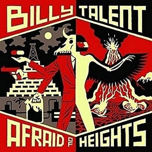 Billy Talent - Afraid Of Heights, CD