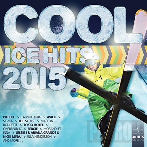 Různí - Cool Ice Hits 2015, CD