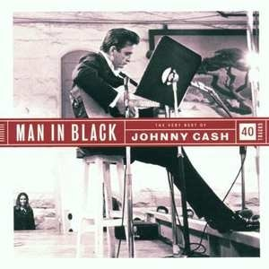 Johnny Cash - Mann in Black - Very Best of, 2CD