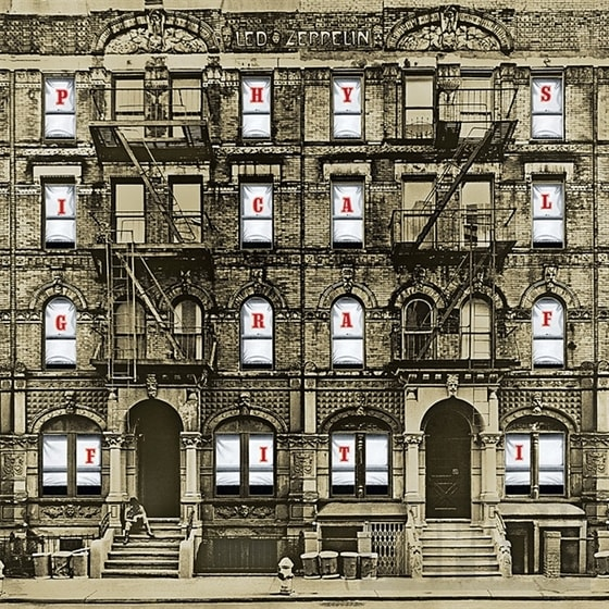 Led Zeppelin - Physical Graffiti Remastered Original, CD