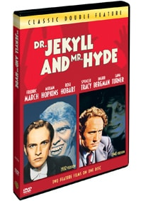 Dr.Jekyll a pan Hyde (1932 &1941), DVD