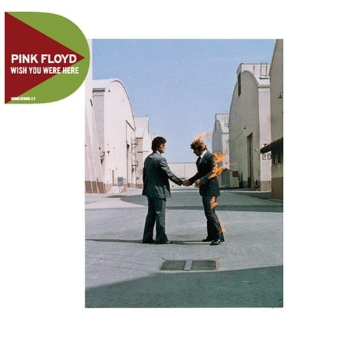 Pink Floyd - Wish You Were Here (2011), CD