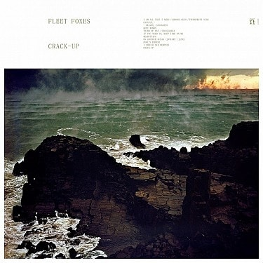Fleet Foxes - Crack-up, CD