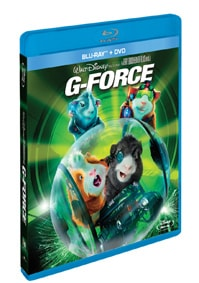 G-Force Blu-ray+DVD (Combo Pack)