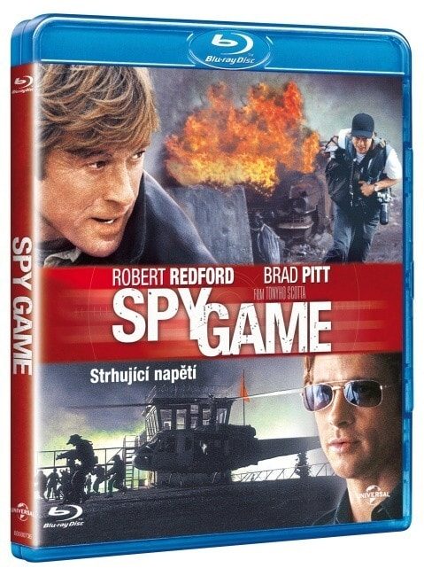 Spy Game, BD