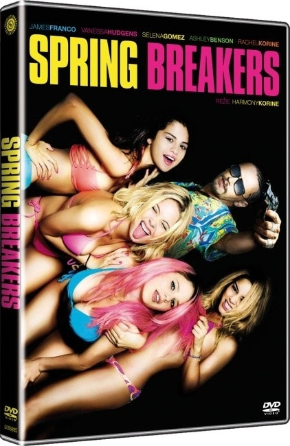 Spring Breakers, DVD