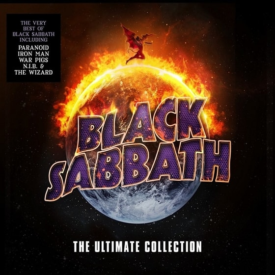 Black Sabbath - The Ultimate Collection, 2CD