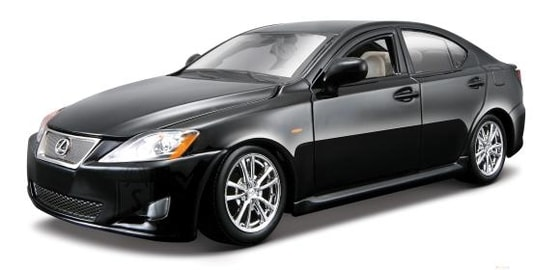 Bburago Lexus IS 350 1:24
