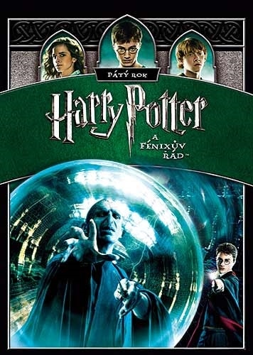 Harry Potter a Fénixův řád, DVD