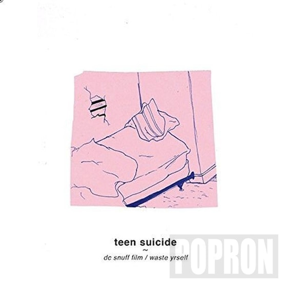Teen Suicide - Dc Snuff Film/Waste Yrself, CD