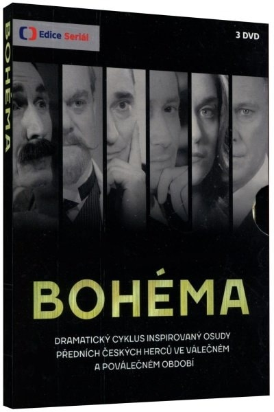 Bohéma, DVD (TV serial)