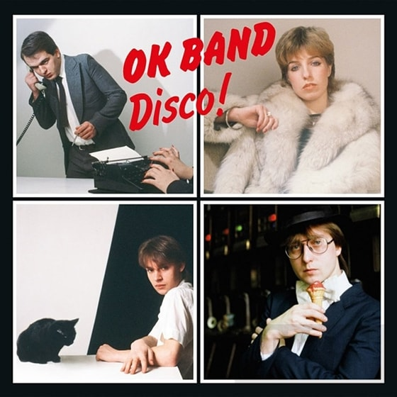 OK Band - Disco (30th Anniversary Edition), CD