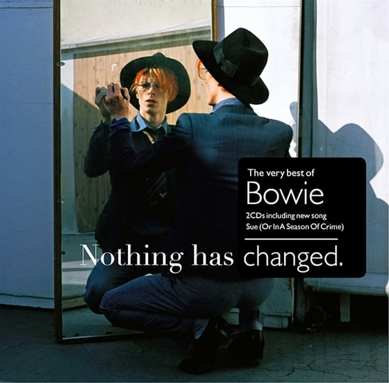 David Bowie - Nothing Has CHanged (The Best Of David Bowie), CD