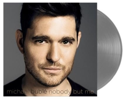 Buble, Michael - Nobody But Me (silver Vinyl), LP
