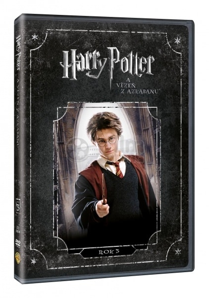 Harry Potter a vězeň z Azkabanu, DVD