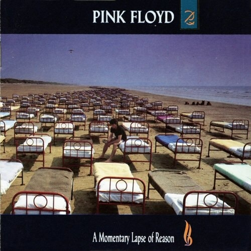 Pink Floyd - A Momentary Lapse Of Reason (2011), CD