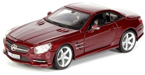 Bburago Mercedes-Benz SL500 1:24 PLUS
