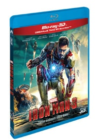 Iron Man 3. (2Blu-ray 3D+2D)