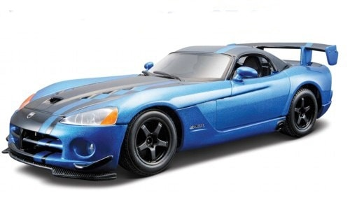 Bburago Dodge Viper SRT-10 ACR KIT 1:24