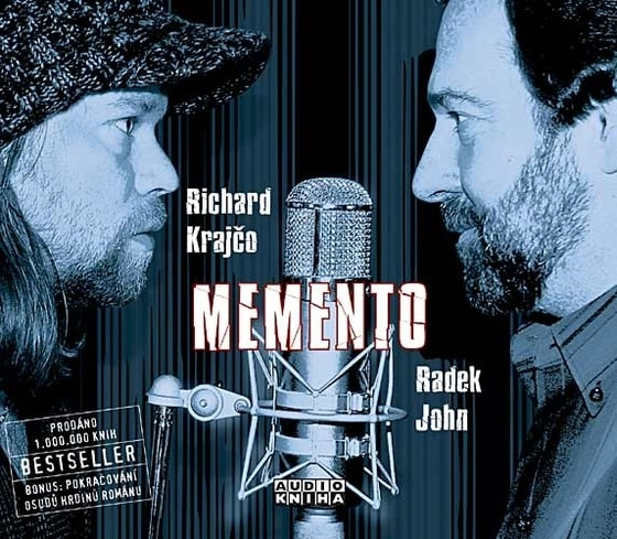 Richard Krajčo - Memento (Radek John), CD
